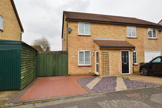 Thumbnail Semi-detached house for sale in Busbridge Road, Snodland