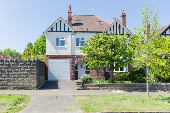 Thumbnail Detached house for sale in Ellesboro Road, Harborne, Birmingham
