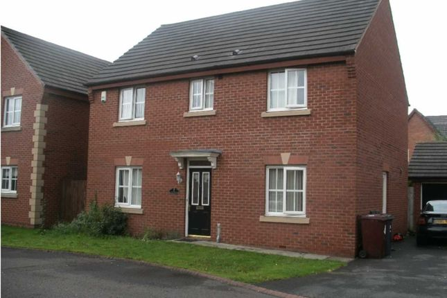 Thumbnail Detached house to rent in Stockton Crescent, Littledale, Kirkby
