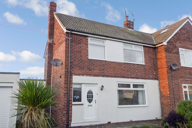 Thumbnail Semi-detached house to rent in Charlton Gardens, Morpeth