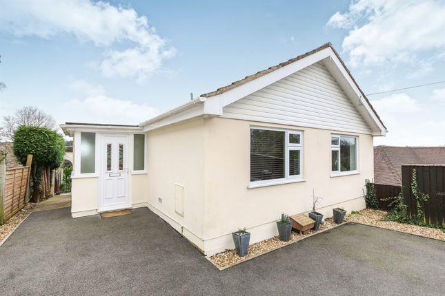Thumbnail Detached bungalow for sale in Blythe Road, Corfe Mullen, Wimborne