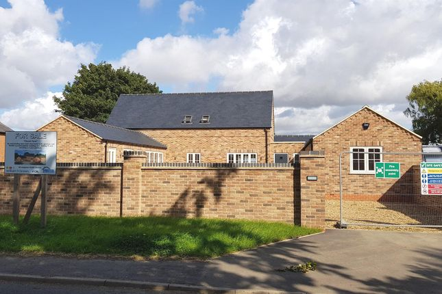 Thumbnail Detached house for sale in Main Road, Church End, Parson Drove, Wisbech