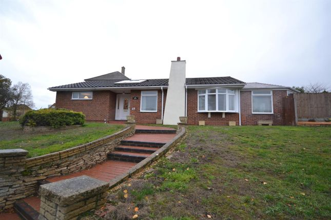 Thumbnail Detached bungalow for sale in Shakespeare Road, Colchester