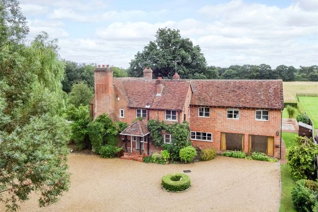 Thumbnail Detached house to rent in Drift Road, Winkfield, Windsor, Berkshire