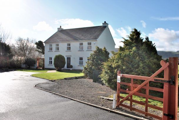 Thumbnail Detached house for sale in Ballacrebbin Cottage, Jurby Road, Andreas