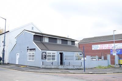 Thumbnail Office for sale in 1A Berkeley Street, Ashton-Under-Lyne, Greater Manchester