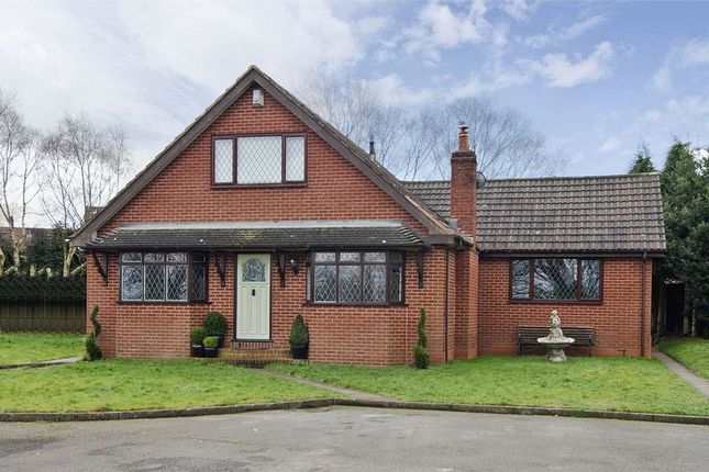 Thumbnail Detached house for sale in Watling Street, Brownhills, Walsall