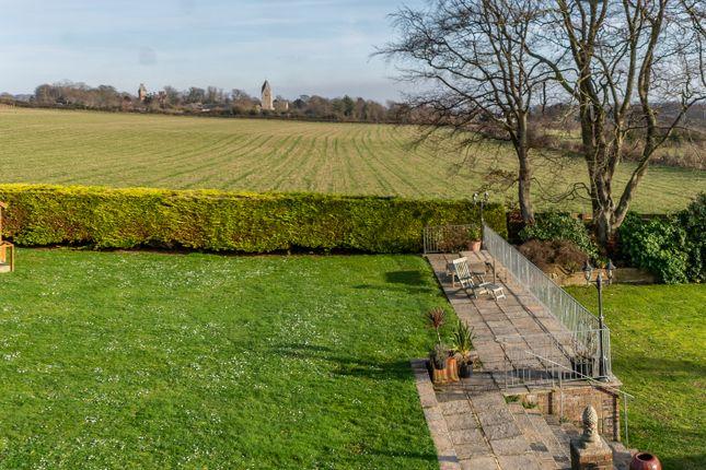 View Of Church of Lambleys Lane, Sompting, West Sussex BN14
