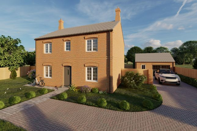 Thumbnail Detached house for sale in Orchard House, Gainsborough Road, Everton, Doncaster