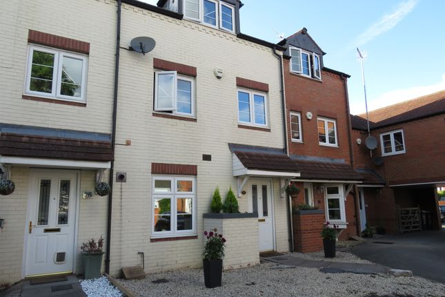 Thumbnail Terraced house for sale in Corelli Close, Stratford-Upon-Avon
