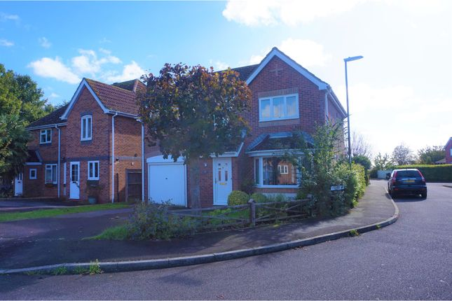 Thumbnail Detached house for sale in Churchwood Drive, Tangmere
