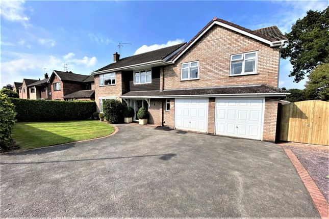 Thumbnail Detached house for sale in The Lea, Stoke-On-Trent