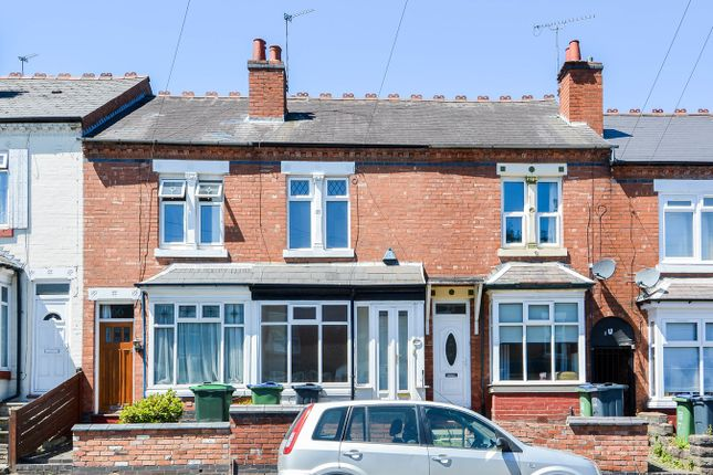 Thumbnail Terraced house for sale in Thimblemill Road, Bearwood