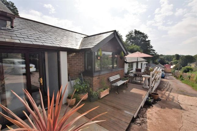 Thumbnail Detached bungalow for sale in Waterleat Road, Paignton, Devon