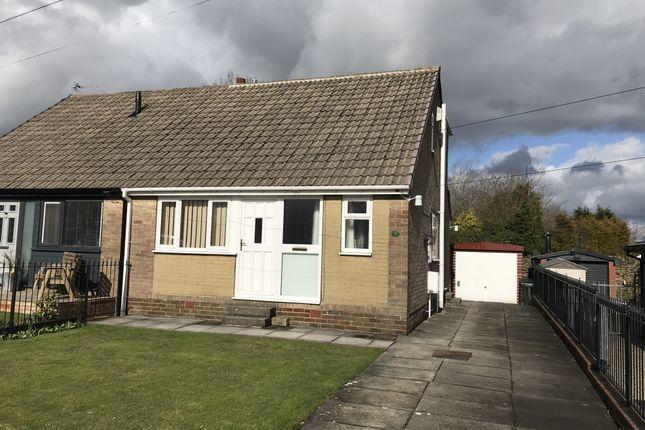 Thumbnail Semi-detached house for sale in Rafborn Avenue, Salendine Nook, West Yorkshire
