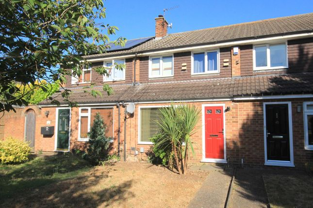 Thumbnail 3 bed terraced house for sale in High Street, Westoning