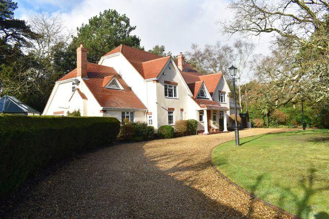 5 bed detached house for sale in Davids Lane, Ringwood BH24