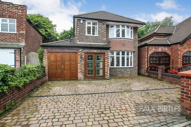 Thumbnail Detached house to rent in Carlton Crescent, Urmston, Manchester