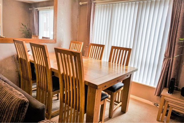 Dining Area of Park Road South, Prenton, Wirral CH43
