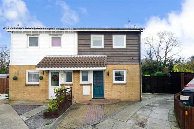 Thumbnail Semi-detached house for sale in Voysey Gardens, Basildon, Essex