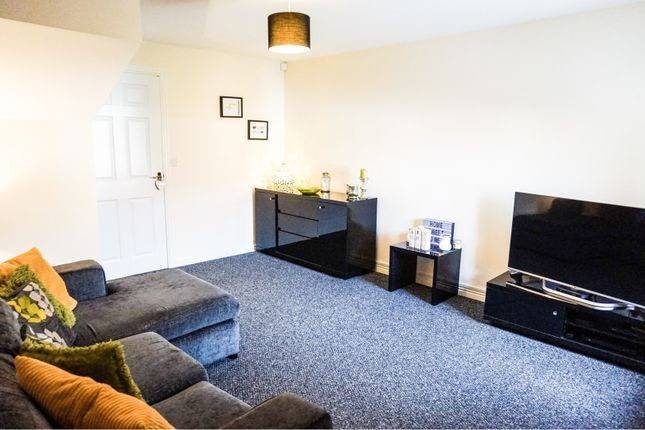 Thumbnail Town house for sale in Nicholson Court, Bishop Auckland