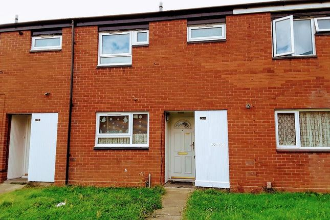 Thumbnail Terraced house for sale in Bishopdale, Brookside, Telford