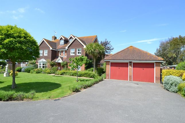 Thumbnail Detached house for sale in Molehill Road, Chestfield, Whitstable