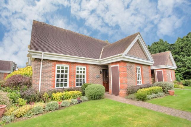 Thumbnail Bungalow for sale in 5A Whybrow Gardens, Castle Village, Berkhamsted, Hertfordshire