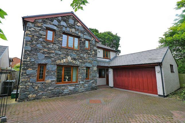 Thumbnail Detached house for sale in Cumbria Close, Great Sutton, Ellesmere Port
