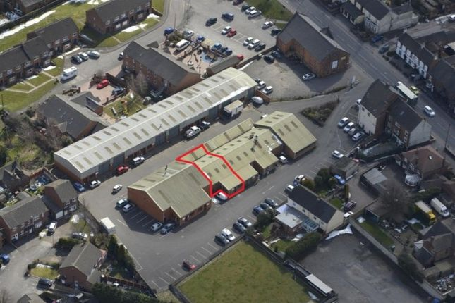 Thumbnail Light industrial to let in Unit 4 Viking Business Centre, High Street, Woodville