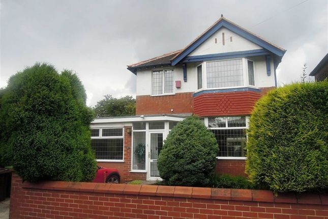 3 bed detached house to rent in Sandymead, Prestwich, Prestwich Manchester
