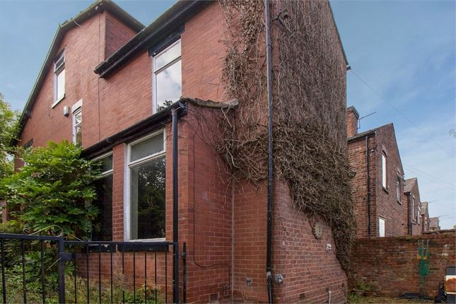 Thumbnail 4 bed semi-detached house for sale in Scovell Street, Salford, Greater Manchester