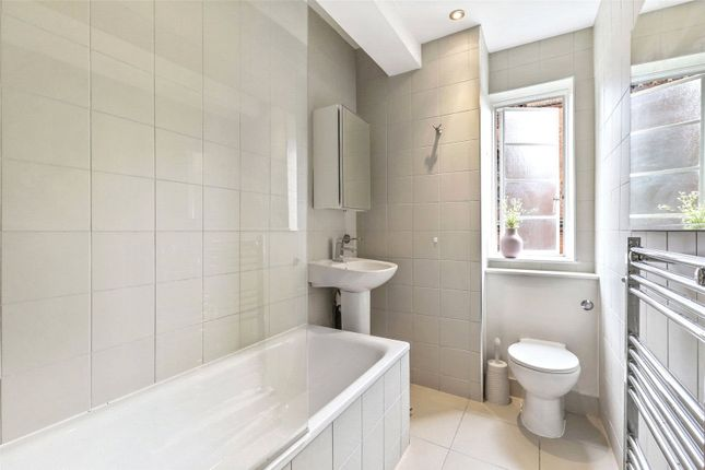 Bathroom of St Petersburgh Place, Bayswater W2