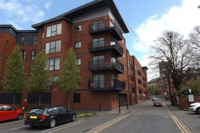 Thumbnail Flat to rent in Newport House Newport Street, Worcester