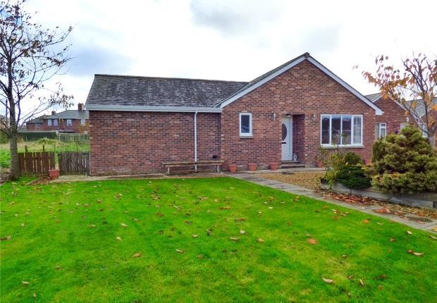 Thumbnail Detached bungalow for sale in Mackies Drive, Gretna, Dumfries And Galloway