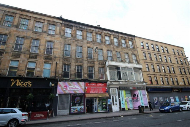 Thumbnail Flat to rent in 3/1 385 Sauchiehall Street, Glasgow, 3Hu
