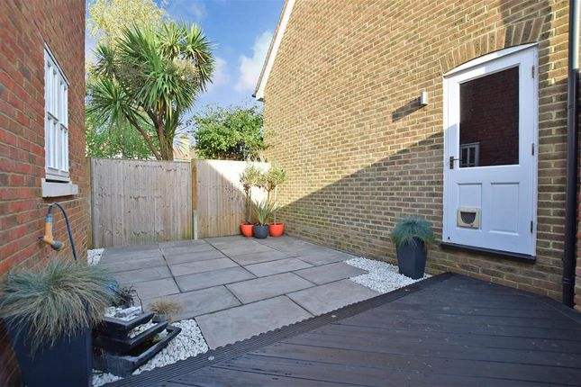 Patio / Decking of Fortune Way, Kings Hill, West Malling, Kent ME19