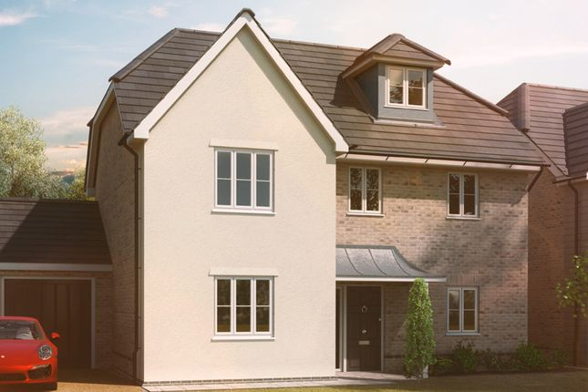 Thumbnail Detached house for sale in Honey Lane, Waltham Abbey