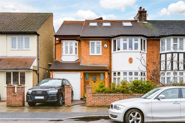 Thumbnail Semi-detached house to rent in Gordon Avenue, London