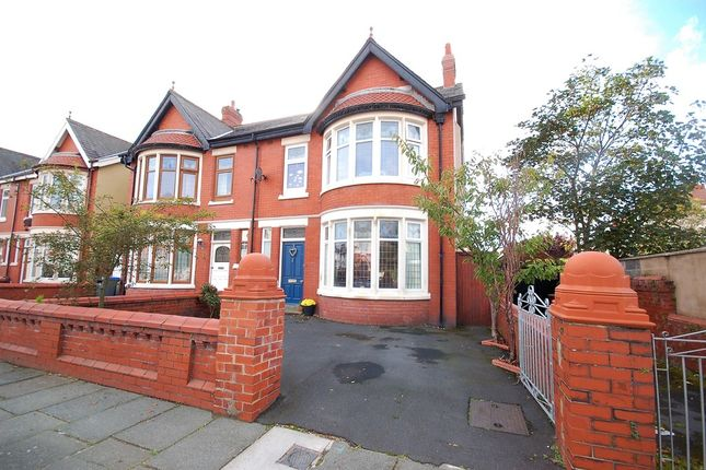 Thumbnail Semi-detached house for sale in Third Avenue, Blackpool