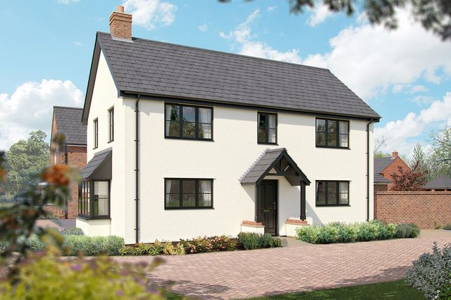 """Thumbnail Detached house for sale in """"The Montpellier"""" at North End Road, Steeple Claydon, Buckingham"""