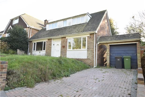 Thumbnail Detached house to rent in Linley Drive, Hastings, East Sussex