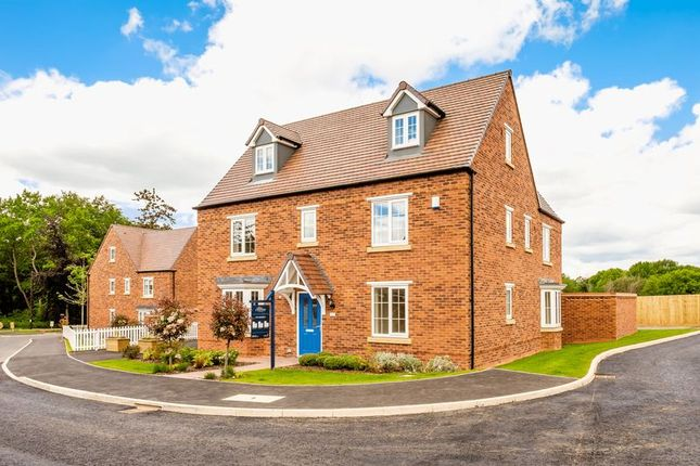 Thumbnail Detached house for sale in Lakeside, Wedgwood Park, Barlaston