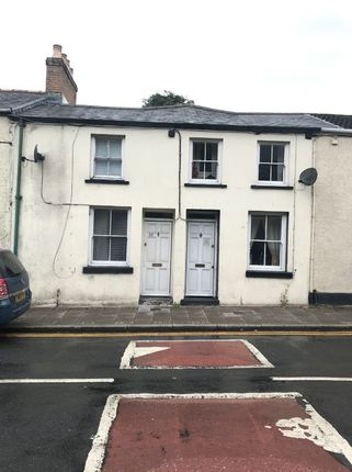 Thumbnail Terraced house for sale in High Street, Rhymeny