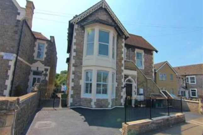 Thumbnail Flat to rent in Neva Road, Weston-Super-Mare, North Somerset