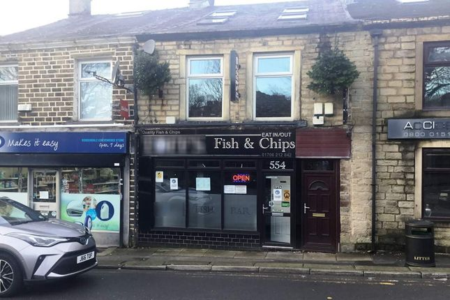 Thumbnail Restaurant/cafe for sale in Burnley Road, Rossendale