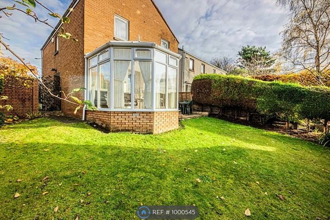 Thumbnail Detached house to rent in North Bughtlinside, Edinburgh