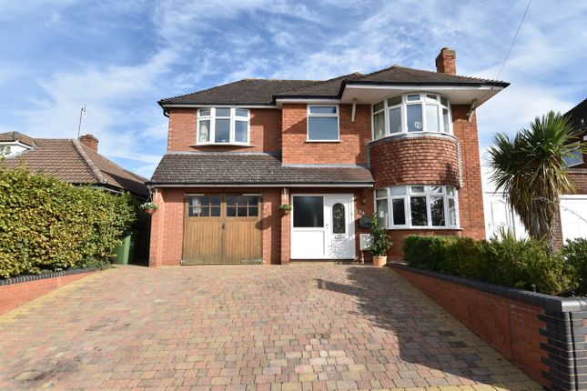 Thumbnail Detached house for sale in Northwick Road, Worcester