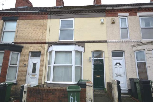 Thumbnail Flat to rent in Morpeth Road, Hoylake, Wirral, Merseyside
