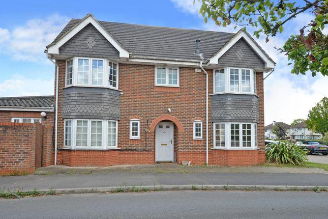 5 bed detached house for sale in Woodland Walk, Aldershot, Hampshire